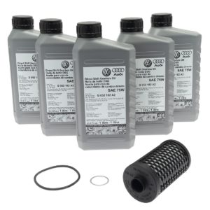 02e fluid and filter