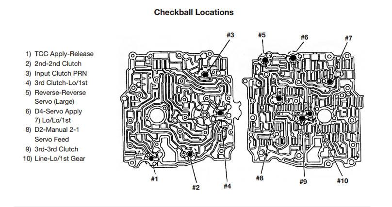 4t65e Transmission Repair Manuals  4t60e