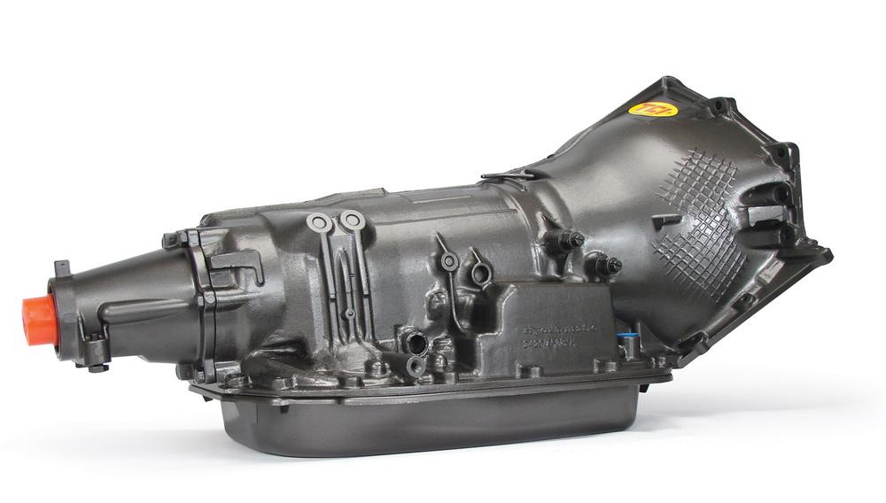 4L80E transmission