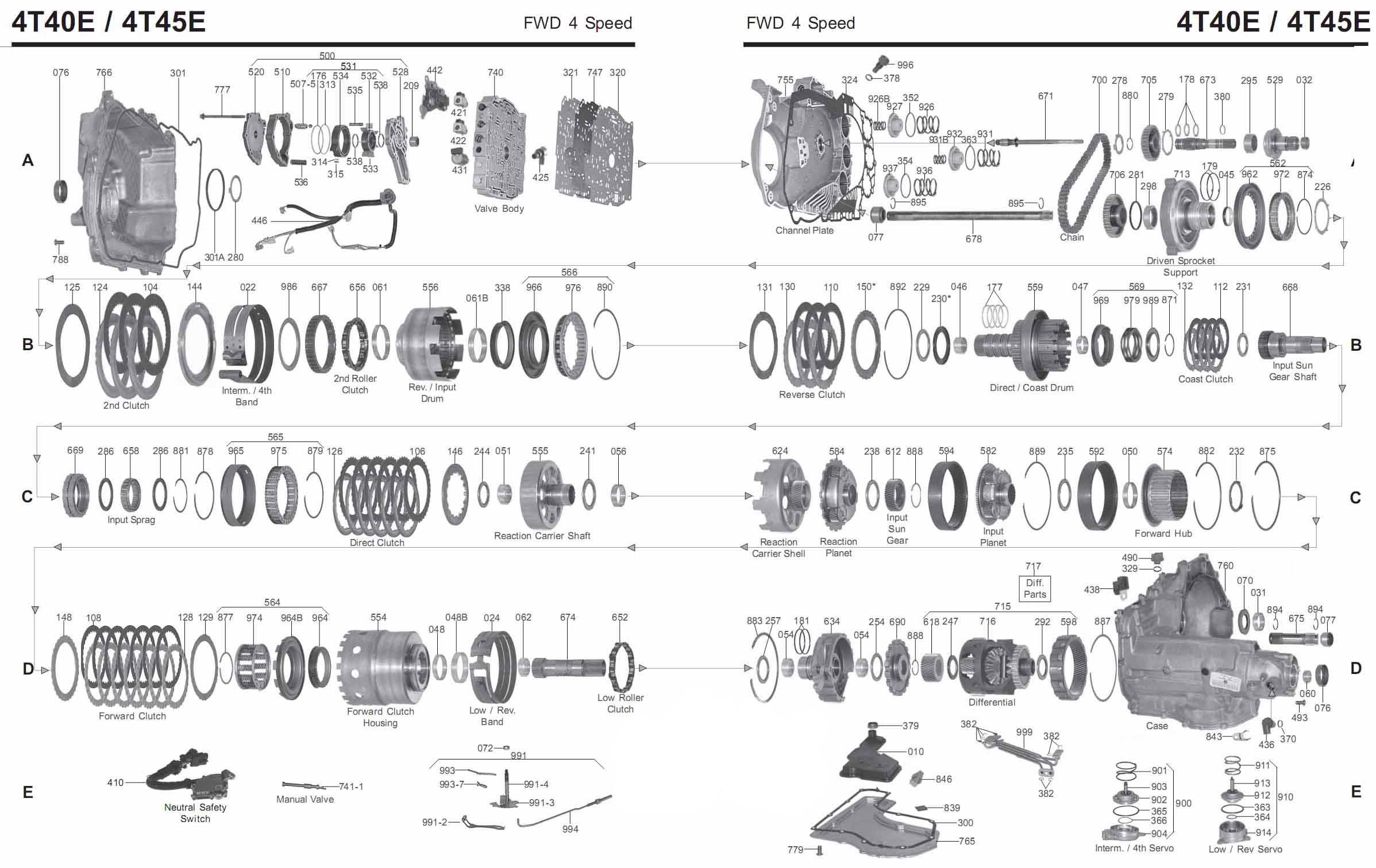 4t45e transmission | 4T40E 4T45E TRANSMISSION SHIFT SOLENOID: FITS