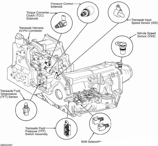 Transmission Repair Manuals 4T80E