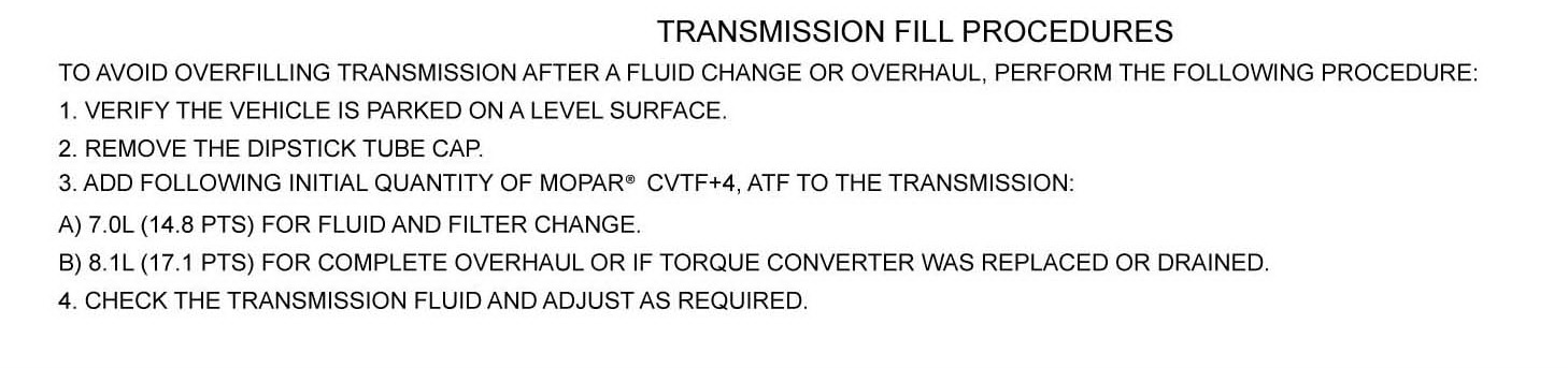 Transmission repair manuals CVT JF011E (RE0F10A), RE0F06A