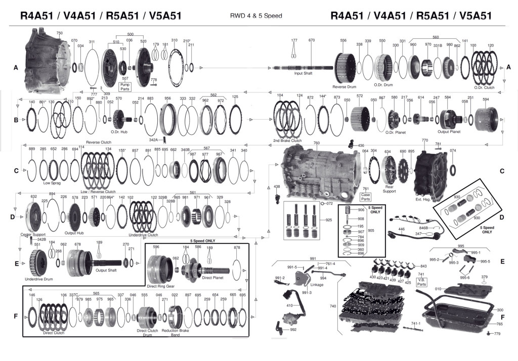 R4A51 V4A51 scheme