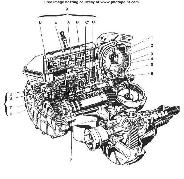ZF 4hp18 scheme 2