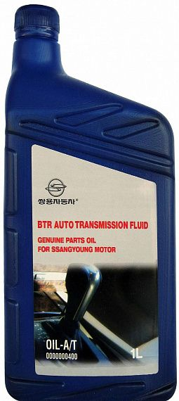 btr transmission fluid