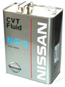 nissan ns2 fluid