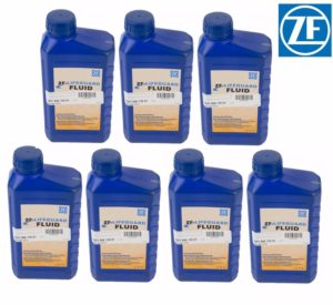 transmission fluid zf5hp