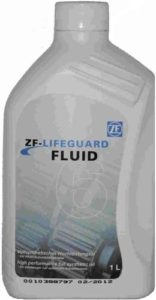 zf6hp fluid