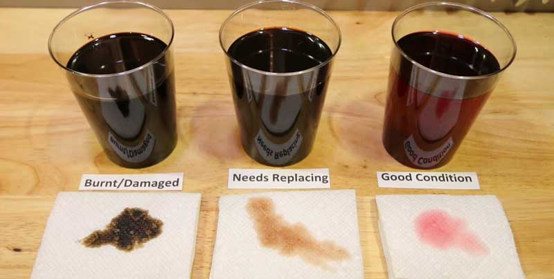 choosing automatic transmission fluid