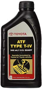 atf toyota type t iv