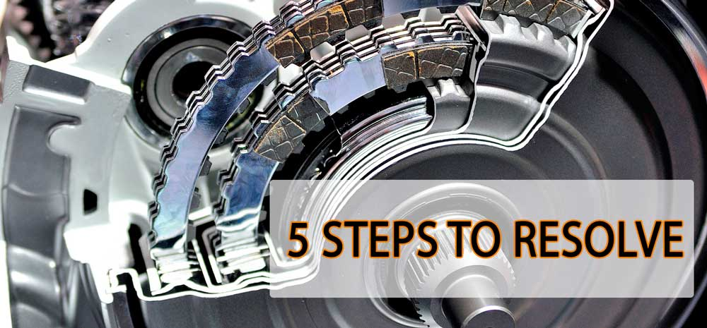 automatic transmission troubleshooting guide