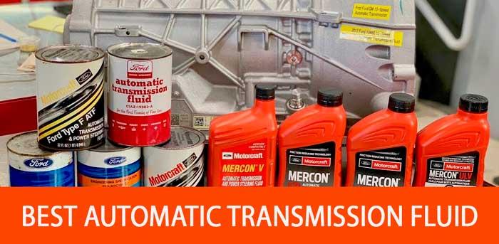 what transmission fluid do i need