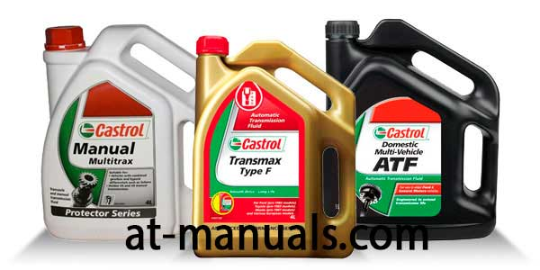 choose automatic transmission fluid