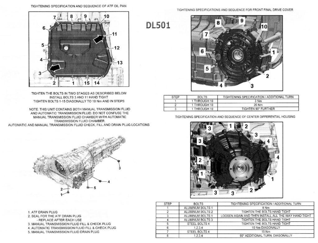 dl501_0b5_dsg7_scheme_diagram