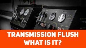 flush transmission